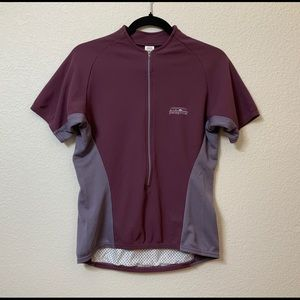 Patagonia women's active short sleeve top size M